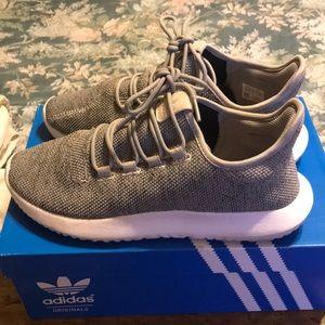 Adidas Grey Tubular Shadow